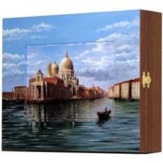 Настенная ключница Венеция.Город романтики