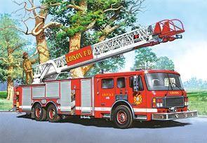 Пазл Castorland 60 Пожарная команда MIDI (Польша)