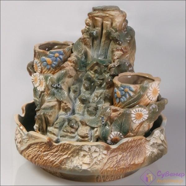 Настольный фонтан «Экзотика»