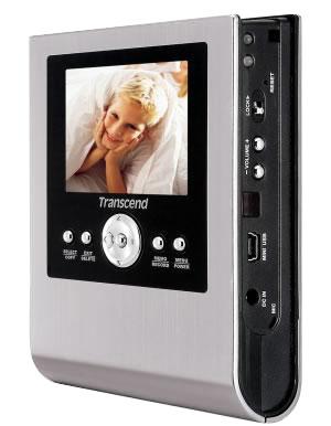 Автономный накопитель, 20GB USB 2.0 Digital Album, Transcend