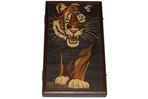 Нарды  Тигр в темноте