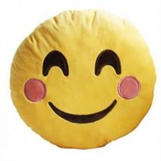 Подушка Emoji Стесняшка