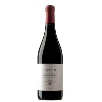 Вино La Poza de Ballesteros. Artadi