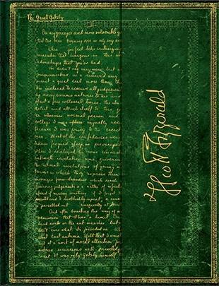 Записная книжка Paperblanks Фрэнсис Фицджеральд