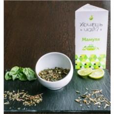 Зеленый чай Мамуля