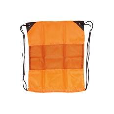Рюкзак-мешок с сеткой, оранжевый