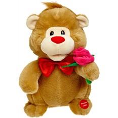 Поющая игрушка «Мишка Красавчик»