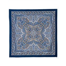 Шелковый (атлас) платок Новелла