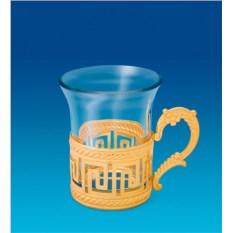 Позолоченный чайный набор Версаче дизайн
