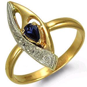 Кольцо «Марго»