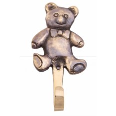 Вешалка-крючок Медведь