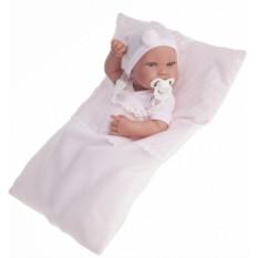 Кукла-младенец Пипа в розовом