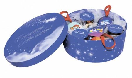 Подарочный набор Снегопад желаний