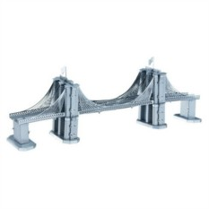 3D-пазл из металла Бруклинский мост