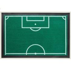 Придверный коврик Футбольное поле