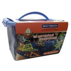 Конструктор Магникон МК-48. Звездолет