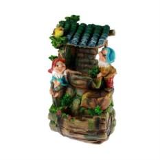 Декоративный фонтан «Гномик», 26x19x39 см