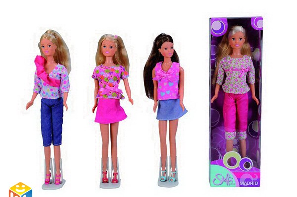 Кукла Штеффи - городская мода