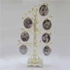 Матовая фоторамка Дерево в золотом цвете