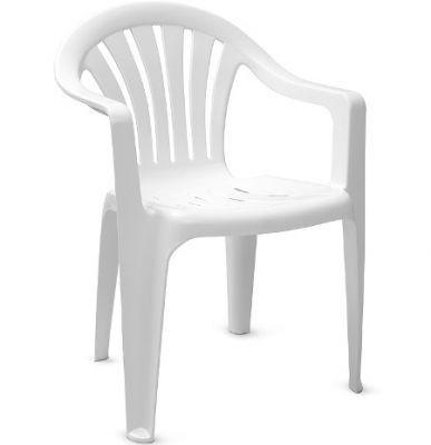 Кресло пластиковое Пальма 2