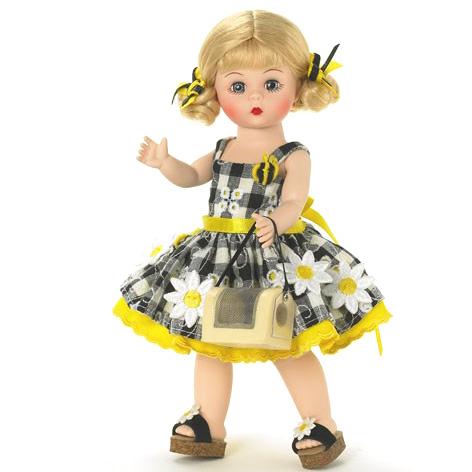 Кукла «Дэзи и пчёлки»