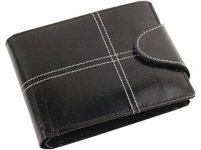 Портмоне с отделениями для кредитных карт, монет и документов