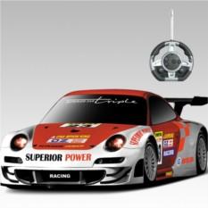 Радиоуправляемый конструктор-машина Porsche Sport