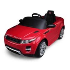 Радиоуправляемый электромобиль Land Rover Evoque red