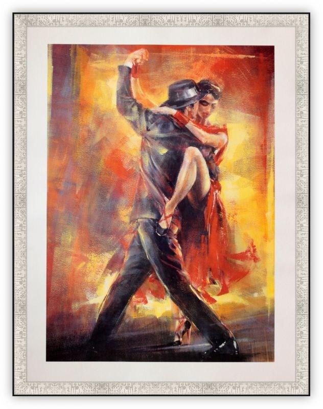 Репродукция Аргентинское танго