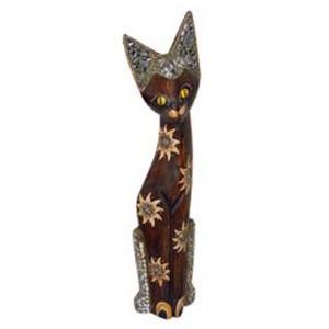 Статуэтка Солнечная кошка