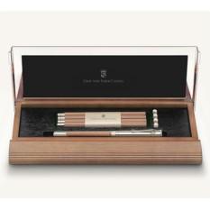 Набор премиальных карандашей Graf von Faber-Castell braun
