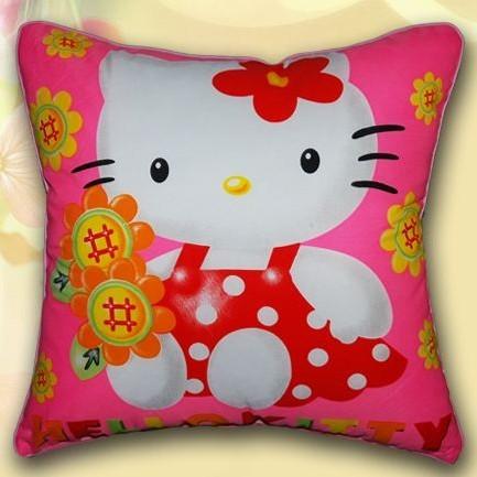 Подушка детская KITTY