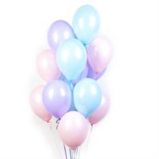 Облако из 150 шаров Нежное ассорти