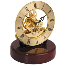 Настольные часы Skeleton