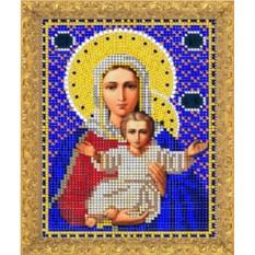 Набор для вышивания бисером Пресвятая Богородица Азь Есмь