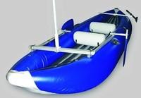 Крепеж мачты на надувной лодке