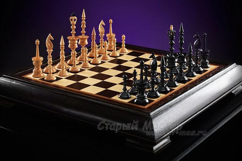Шахматы «Селенус» ампир