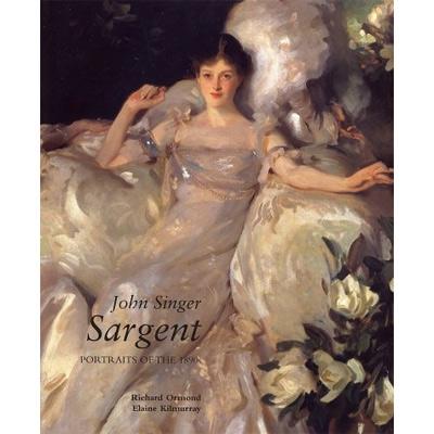 Джон Сингер Сарджент: портреты 1890гг
