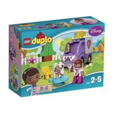 Конструктор Lego Duplo Доктор Плюшева: Скорая помощь Рози
