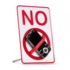 Подставка для мобильного Падать запрещается