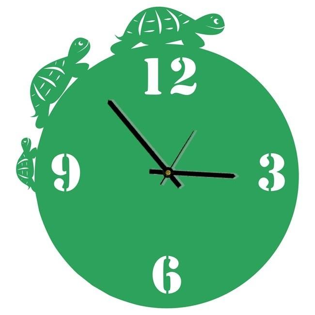 Настенные часы Черепашки