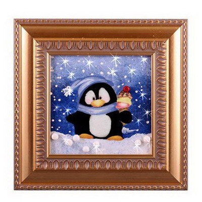 Картина «Сладкая зима»