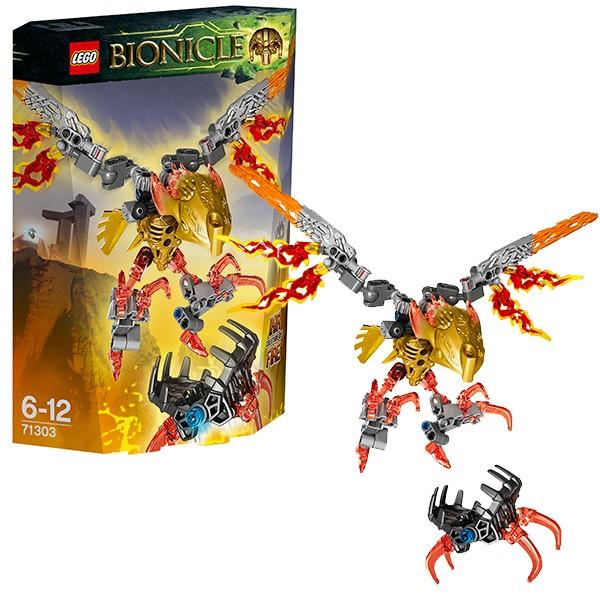 Конструктор Икир - тотемное животное Огня Lego Bionicle