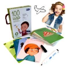 Набор для детей «100 игр. Первый уровень