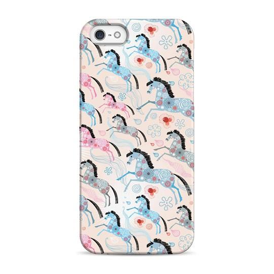 Чехол Horse для телефона iPhone 5, 5S, SE