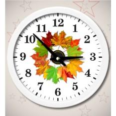 Часы «Осенние листья»