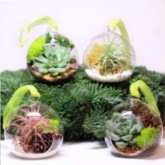 Набор елочных шаров (4 штуки)