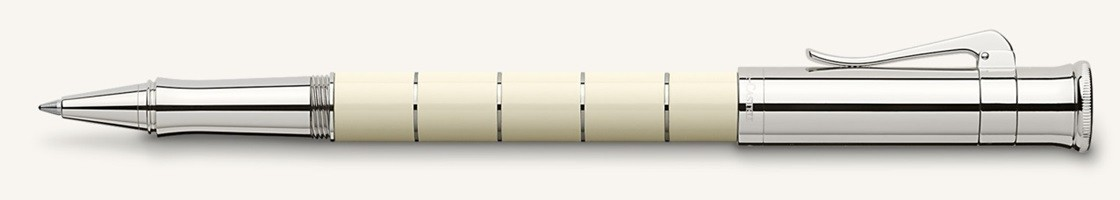 Роллер Graf von Faber-Castell Classic Anello ivory