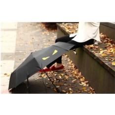 Женский складной зонт Кошачьи глаза