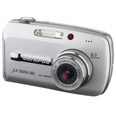 Фотоаппарат Olympus MJU 800